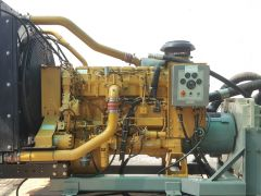 CAT C15 + Pumping Set