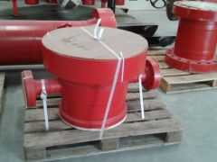 "Drilling Spool 13-5/8"" 10K"