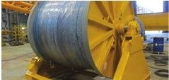 Drill Line Reel w/Wire