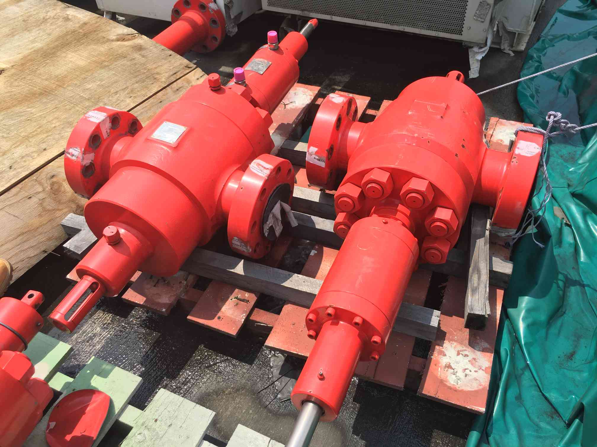 Gate Valves Rigfinder Oil Equipment Uae