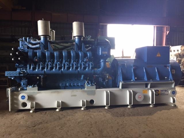 MTU Engine | Rigfinder Oil Equipment | UAE